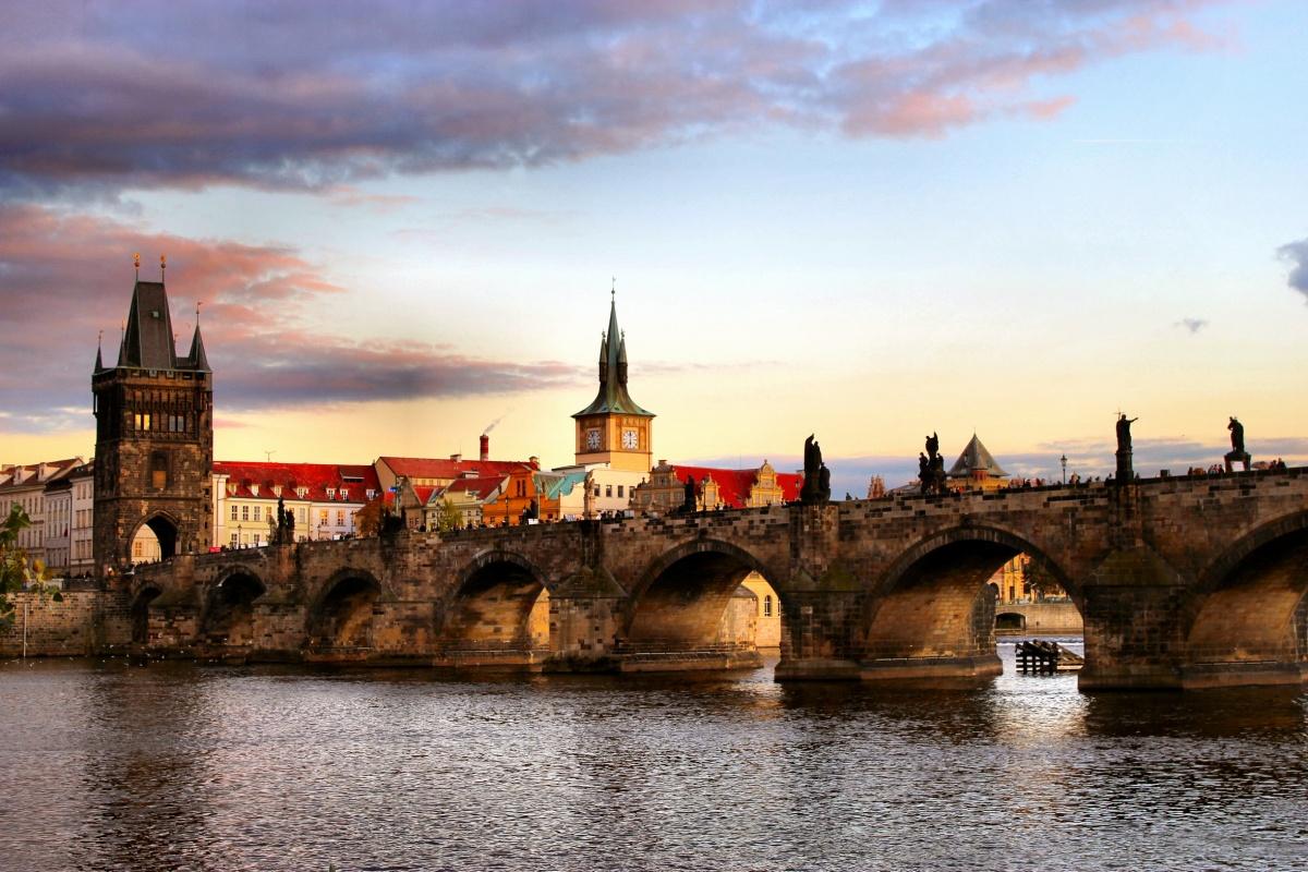 Найкоротша подорож вікенд в чехії